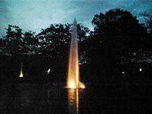 代々木公園噴水2